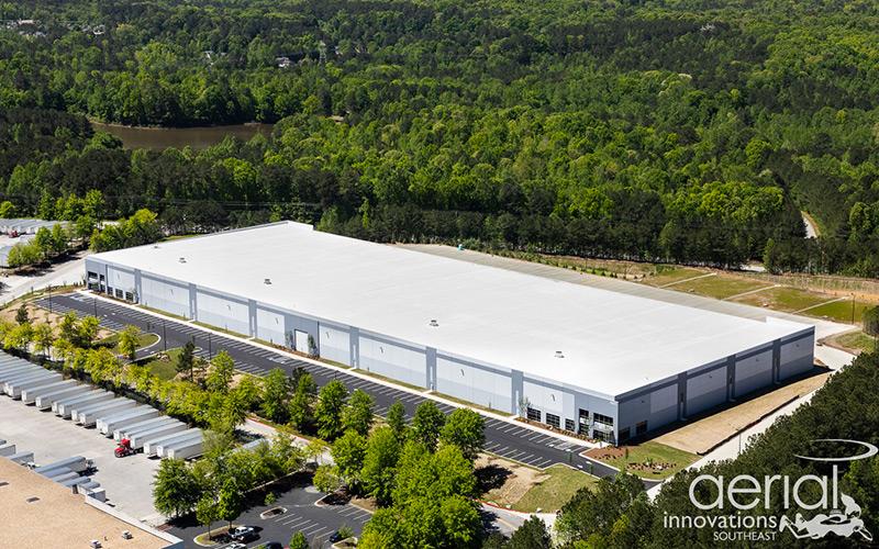 Crow Holdings Industrial building